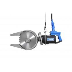 HBK28-06 Circulær horn og bensav