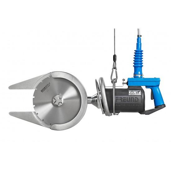 HBK33-08 Cirkulær horn og bensav