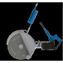 SK52-08L Midtflækkesav med rund klinge