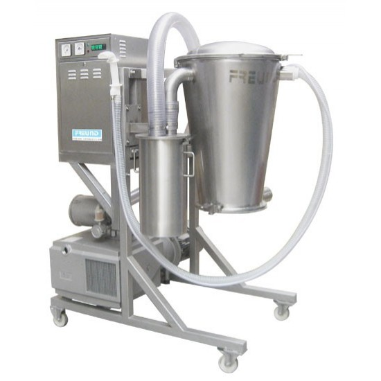 SVSS Damp vakuum suge system