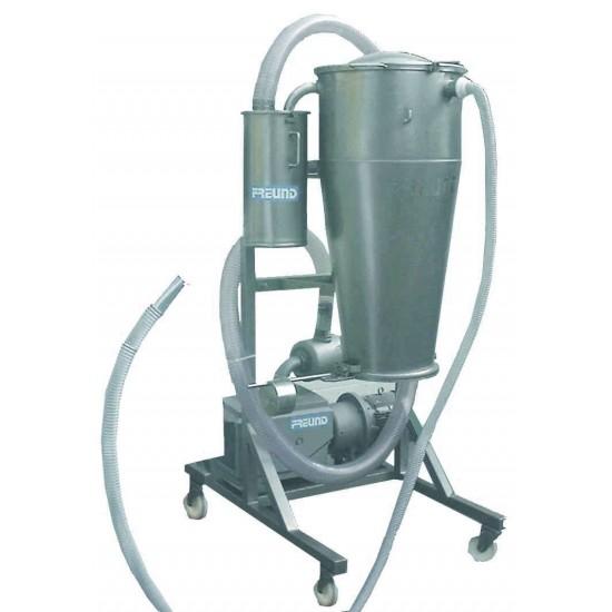 VSS-EDF suction system