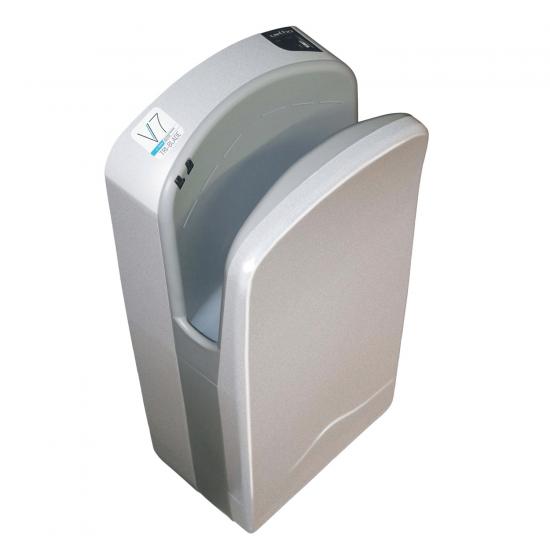 100649, Hygiejnisk håndtørre med sensor T7-AS