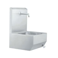 100510, Håndvask med bagvæg