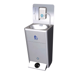 100521, Mobil hygiejnestation