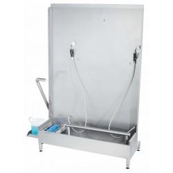 100530, Vaskeplads til forklæder og støvlevask